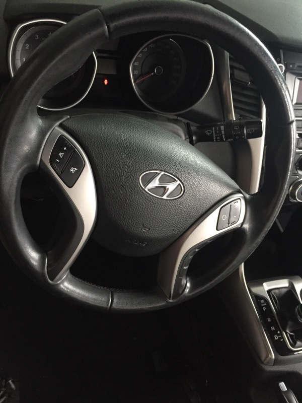 Руль Hyundai I30 GD G4F 2014