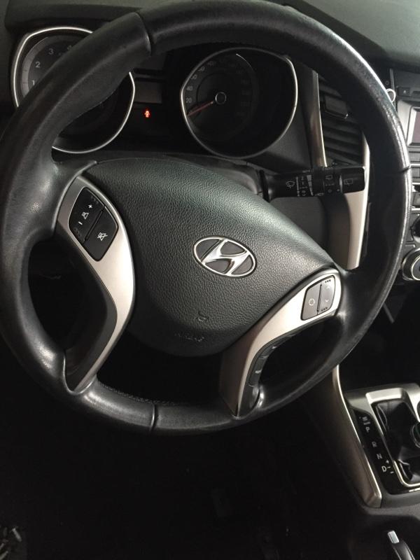 Airbag подушка безопасности на руль Hyundai I30 GD G4F 2014
