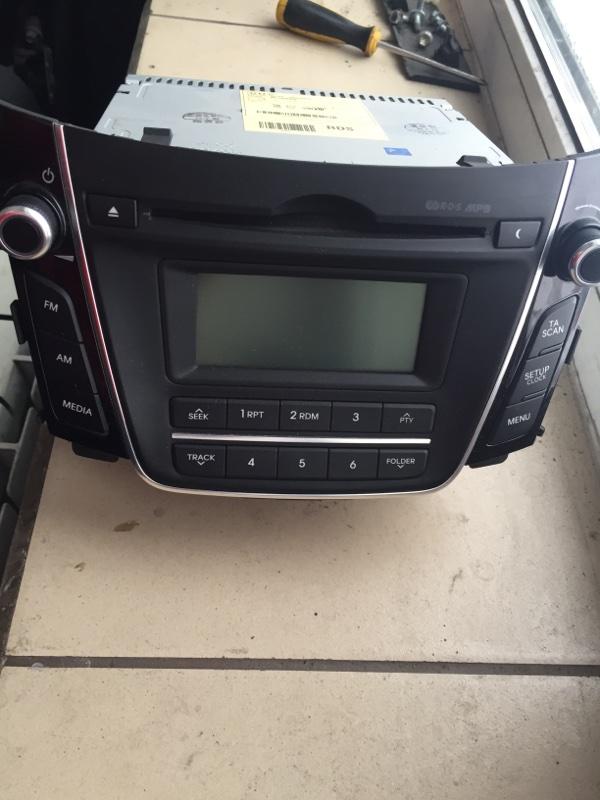Магнитола Hyundai I30 GD G4F 2014