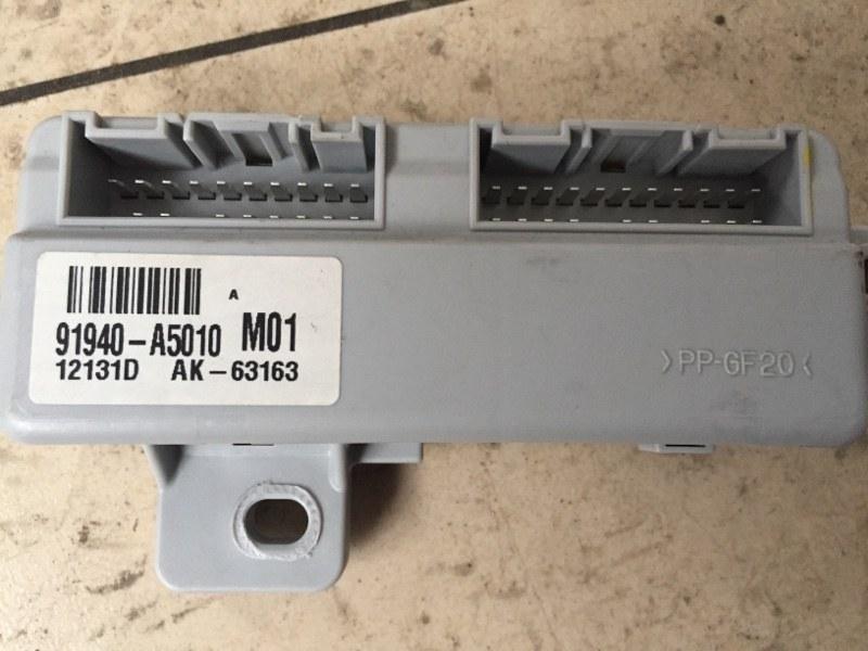 Блок управления Hyundai I30 GD G4F 2014