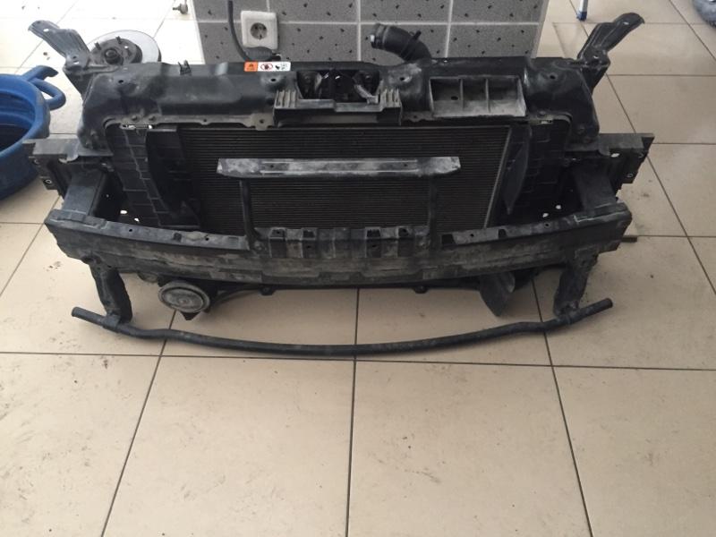 Радиатор кондиционера Hyundai I30 GD G4F 2014