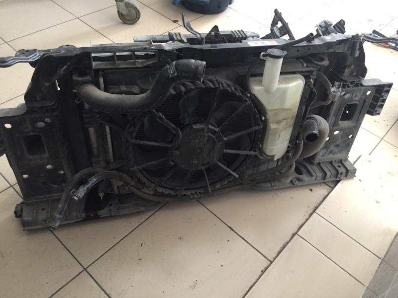 Радиатор двс охлаждения двигателя Hyundai I30 GD G4F 2014