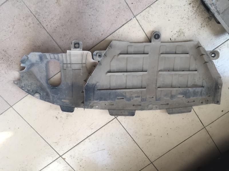 Защита под бампер Hyundai I30 GD G4F 2014 задняя