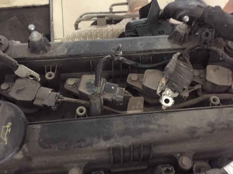 Катушка зажигания Hyundai I30 GD G4F 2014