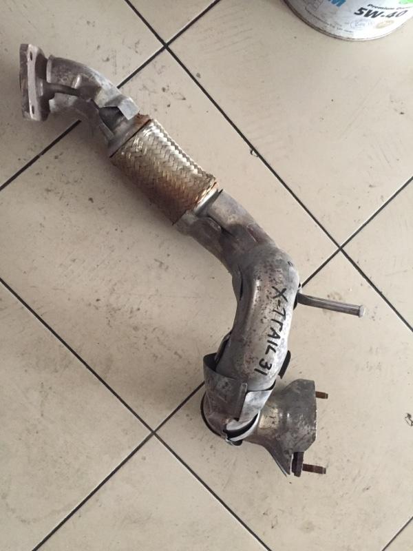 Приемная труба, гофра Nissan X-Trail 31 QR25 2009