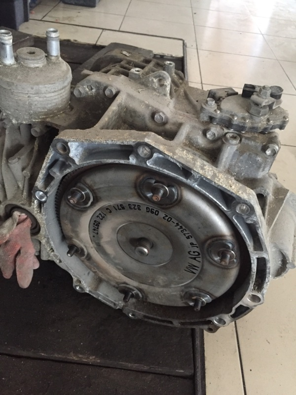 Коробка переключения передач Volkswagen Jetta 1.6 2013