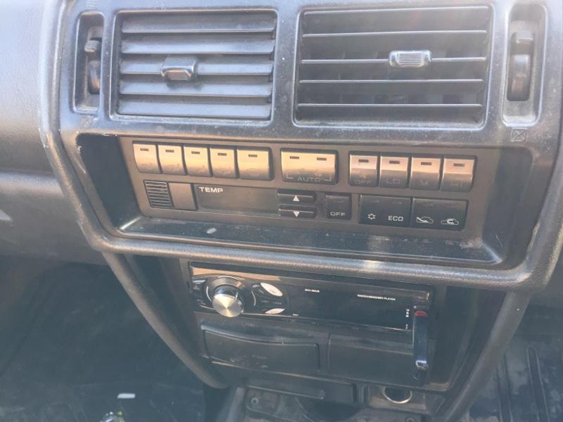 Блок управления климат-контролем Mitsubishi Rvr N23W 1995