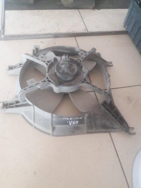 Вентилятор радиатора Mazda Demio DW3W B3 1999