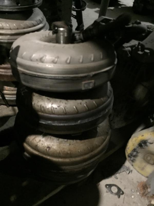 Муфта гидронасоса гидромуфта гидротрансформатор Toyota 2AZ