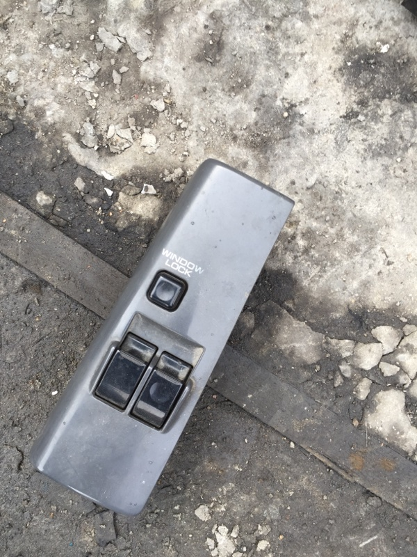 Блок управления стеклоподъемника Mitsubishi Rvr N23W 4G63 1996