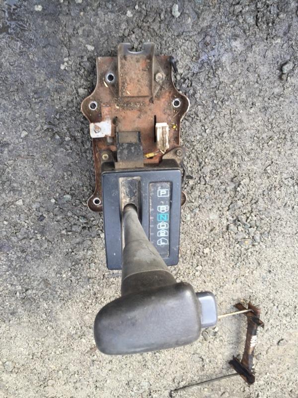 Селектор кпп Mitsubishi Rvr N23W 4G63 1996
