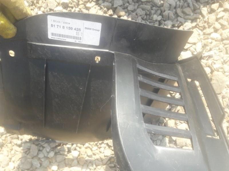 Подкрылок Bmw 525I E39 M52TU 1999 передний