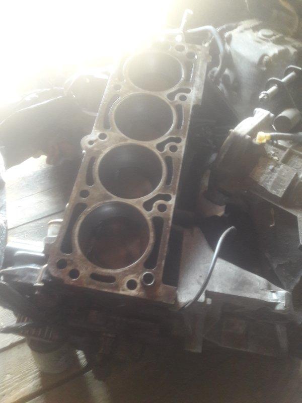 Блок двигателя Daewoo Nubira J100, J150 C20SED