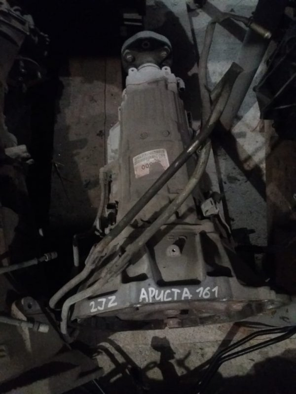 Коробка переключения передач Toyota Aristo 160 2JZ