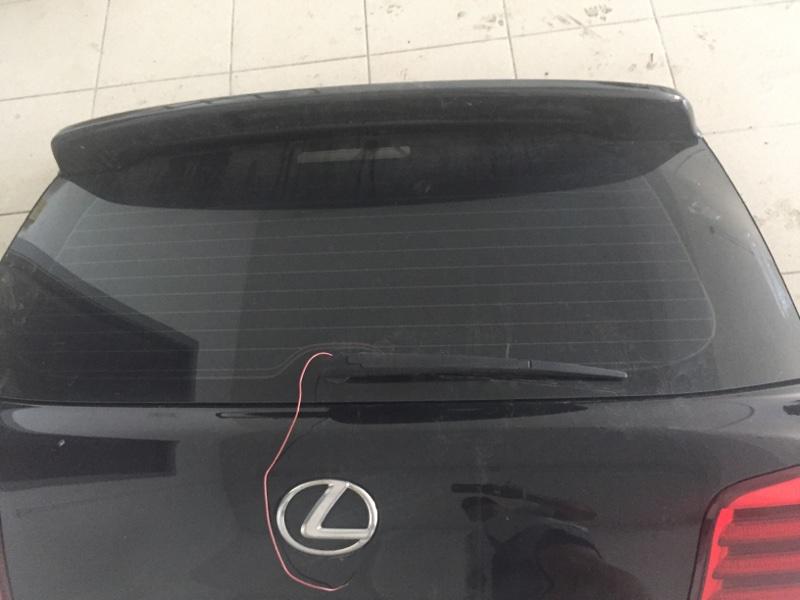 Стекло Lexus Lx570 200 3UR 2012 заднее