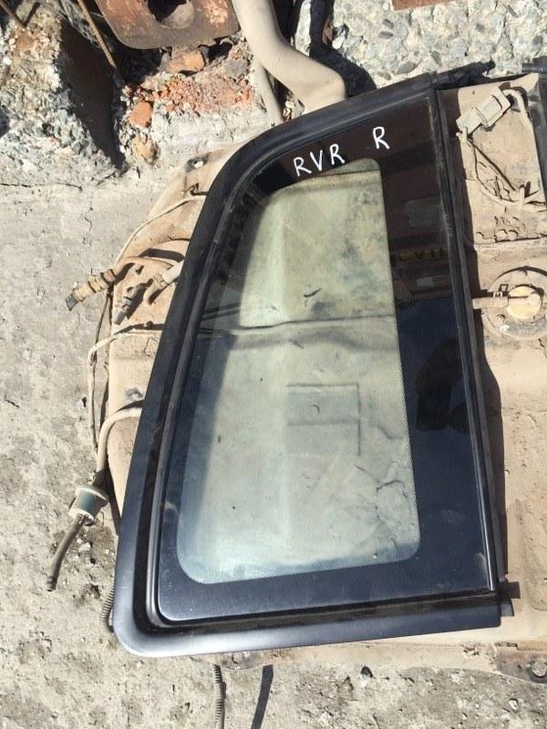 Стекло собачника Mitsubishi Rvr N23W 4G63 1995