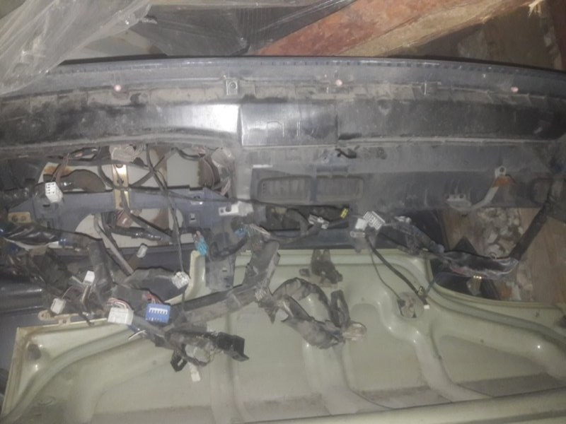 Проводка электрическая Toyota Tercel EL41, EL43, EL44, EL45 4EFE, 5EFE 1993