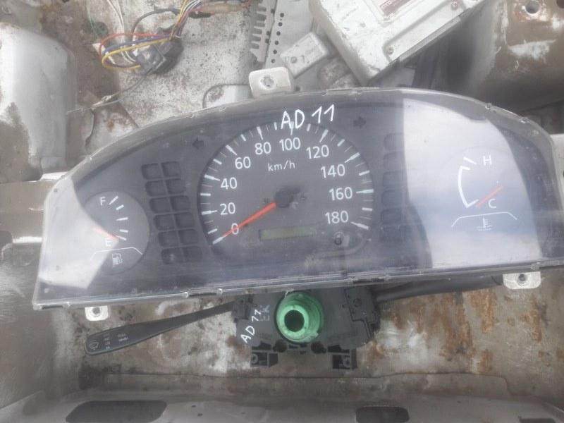 Щиток панель приборов Nissan Ad Y11 QG15DE 2000