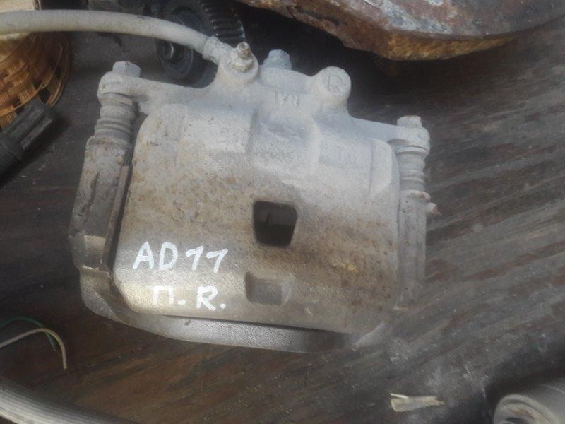 Суппорт Nissan Ad Y11 QG15DE 2000 передний