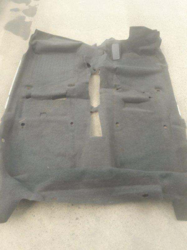 Ковровое покрытие-пол Nissan Tiida Latio SC11 HR15 2005
