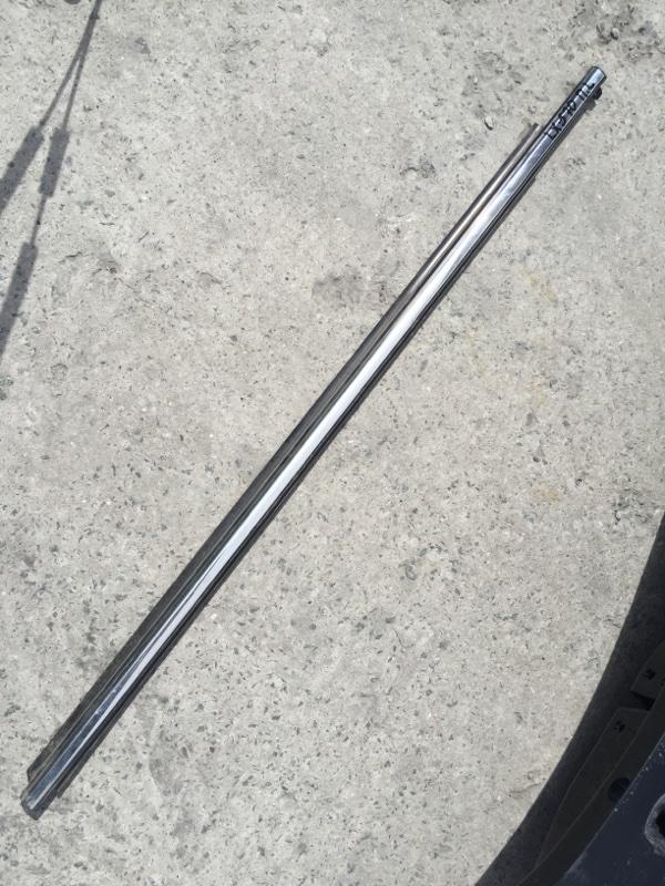 Молдинг стекла Lexus Lx570 200 3UR 2012 передний левый