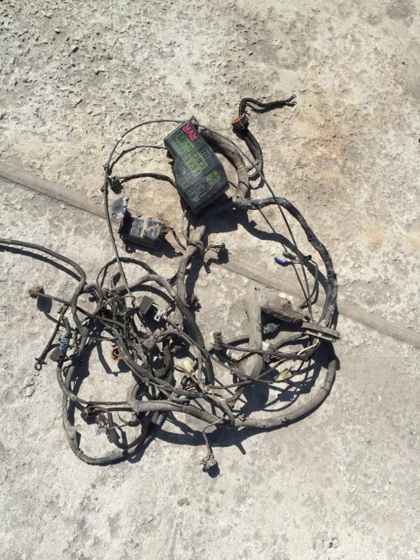 Проводка электрическая Mitsubishi Rvr N23W 4G63 1995