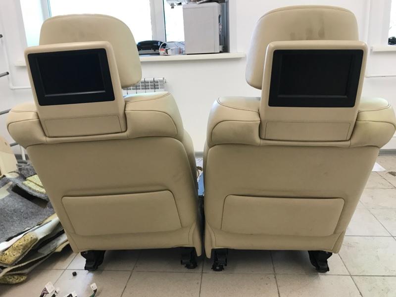 Сиденье Lexus Lx570 200 3UR 2012