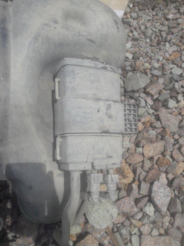Фильтр паров топлива абсорбер Nissan Tiida Latio SC11 HR15 2005