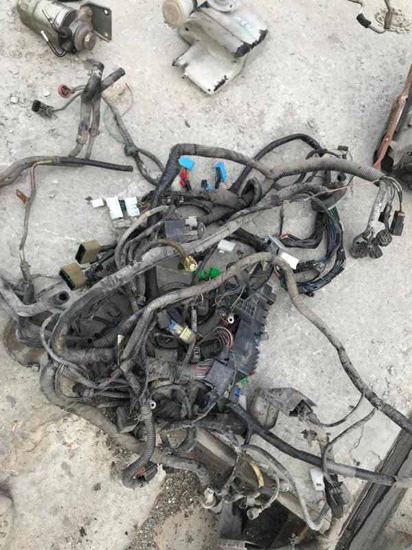 Проводка электрическая Mitsubishi Delica PD8W 4M40 2002