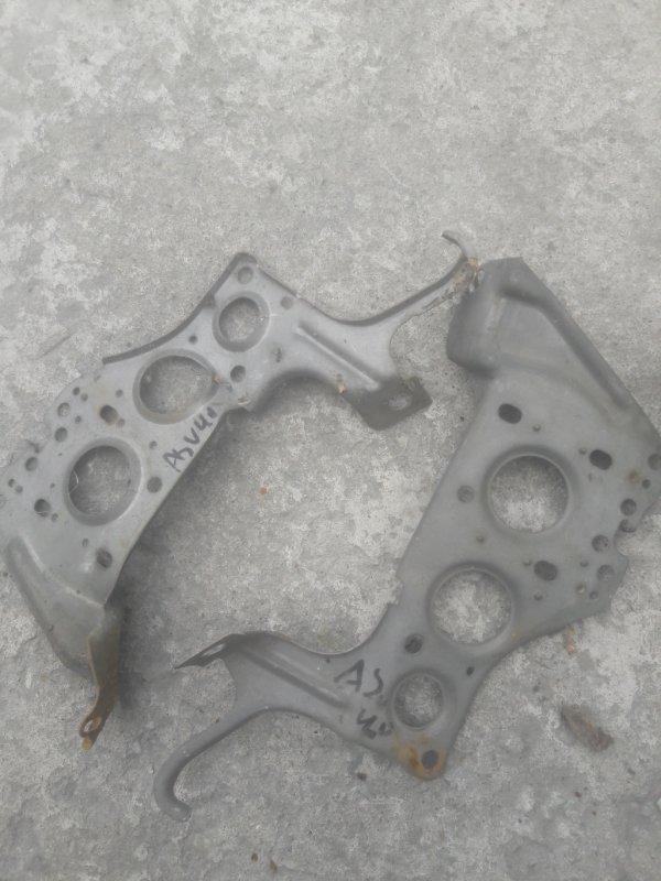 Крепление уши автомагнитолы Toyota Camry ACV40 2AZFE 2007