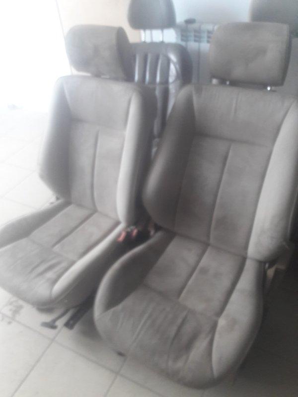 Сиденье Mercedes-Benz E240 WDB210 M112.911 E24 1998