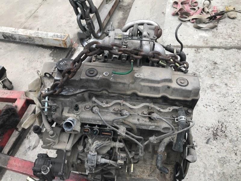 Двигатель Mitsubishi Delica PE8W 4M40 2002