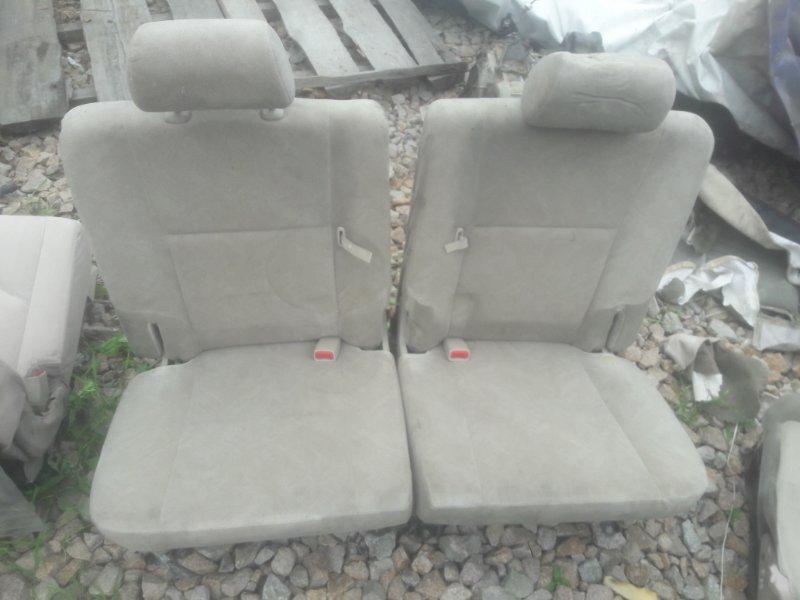 Сиденье Toyota Ipsum ACM21, ACM26 2AZFE 2002