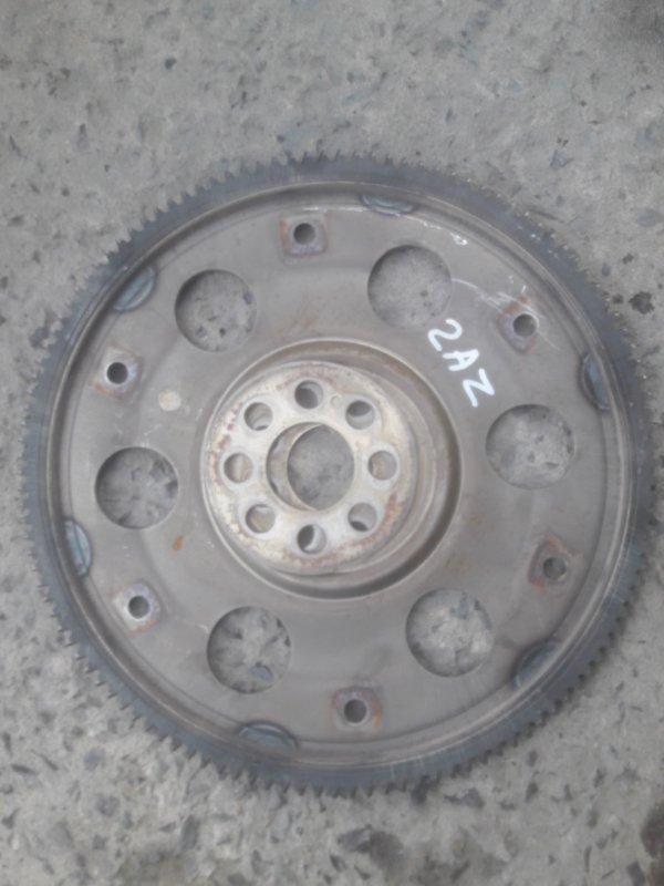Маховик Toyota Camry ACV40 2AZFE 2007