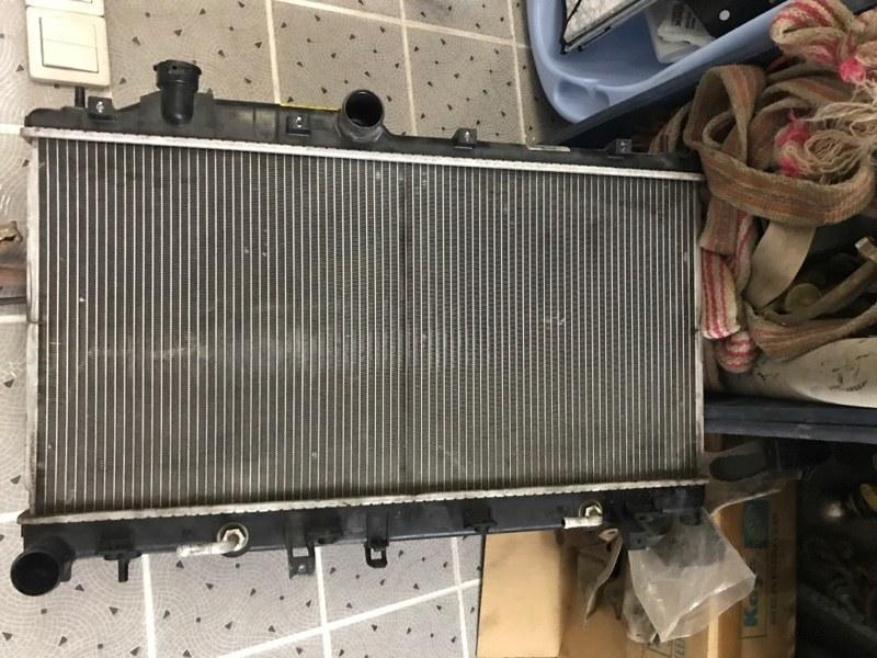 Радиатор двс охлаждения двигателя Subaru Forester SH5 FB20 2011