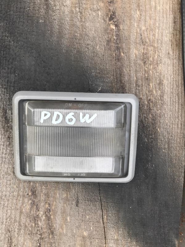 Плафон подсветки светильник салона Mitsubishi Delica PD6W
