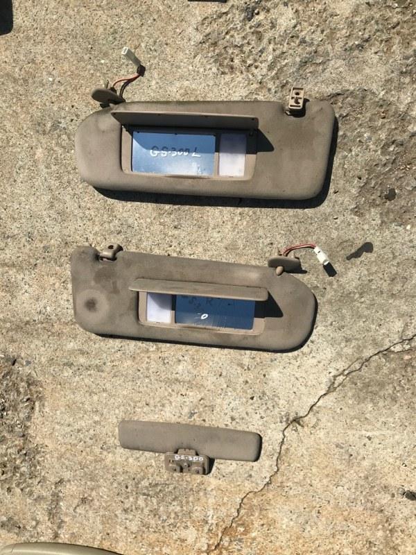 Козырек солнцезащитный Lexus Gs300 147