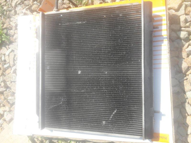 Радиатор двс охлаждения двигателя Mitsubishi Delica PD6W, PD4, PE8W 6G72 2001