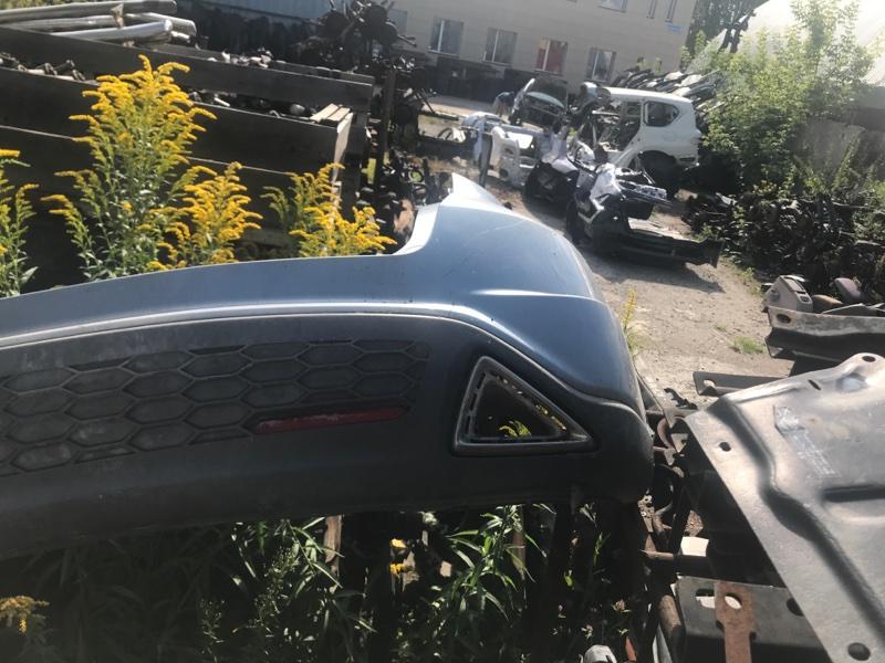 Бампер Honda Civic FK, FN задний