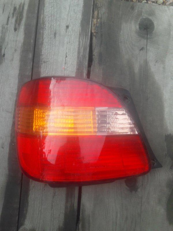 Стоп Toyota Aristo JZS160, JZS161 левый