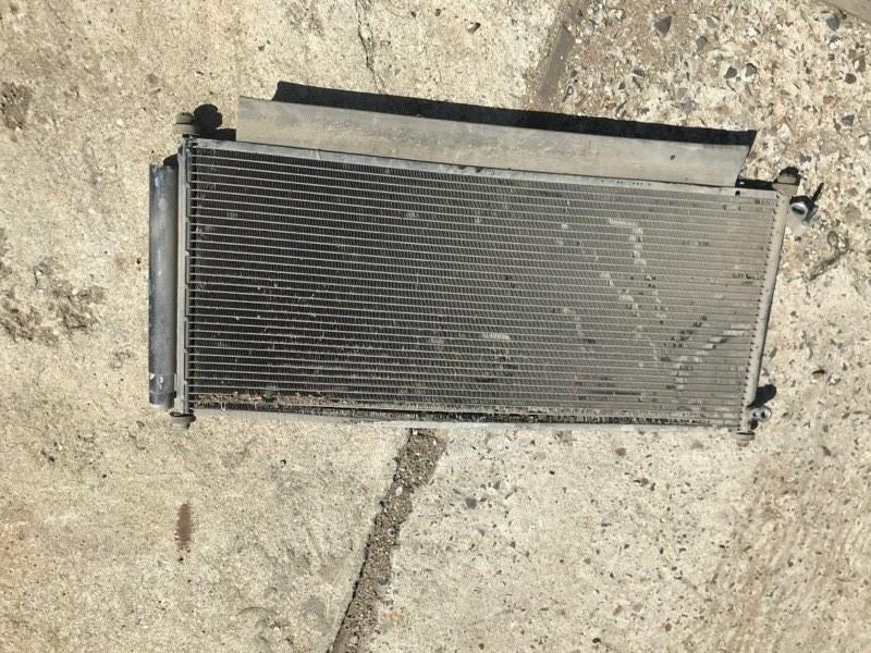 Радиатор кондиционера Honda Fit GD1 L13A, L15A 2002