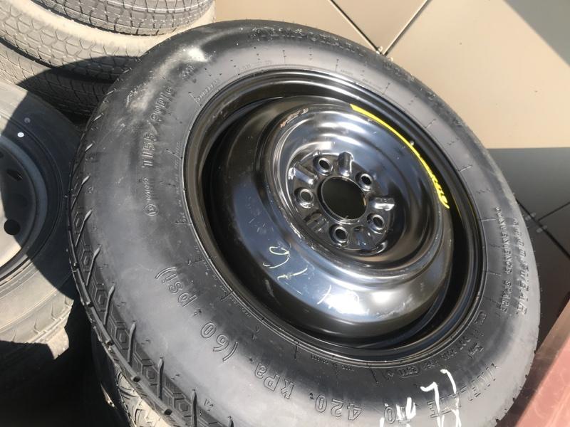 Колесо запасное ( докатка ) Dodge Caliber PM ECN 2012