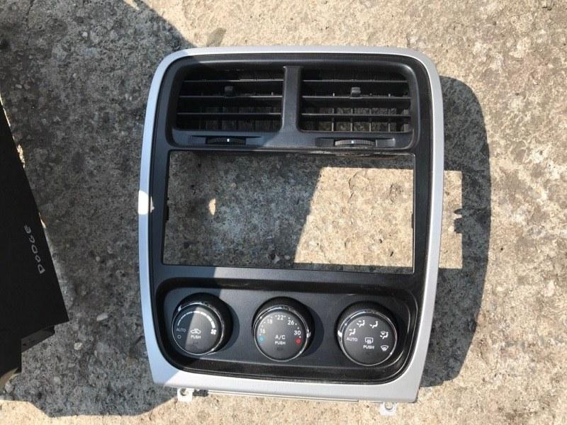 Блок управления климат-контролем Dodge Caliber PM ECN 2012