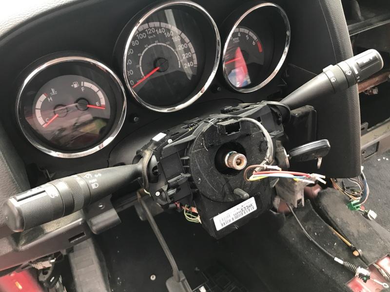 Блок подрулевых переключателей Dodge Caliber PM ECN 2012
