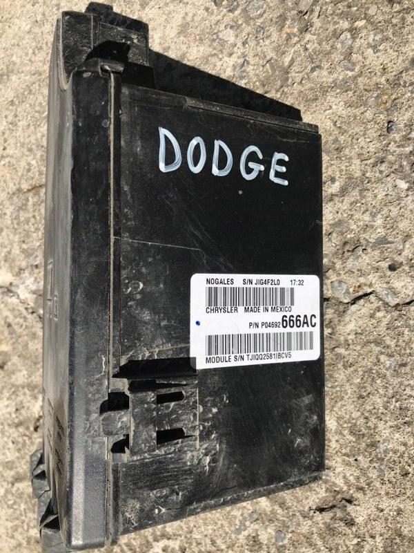 Блок управления Dodge Caliber PM ECN 2012