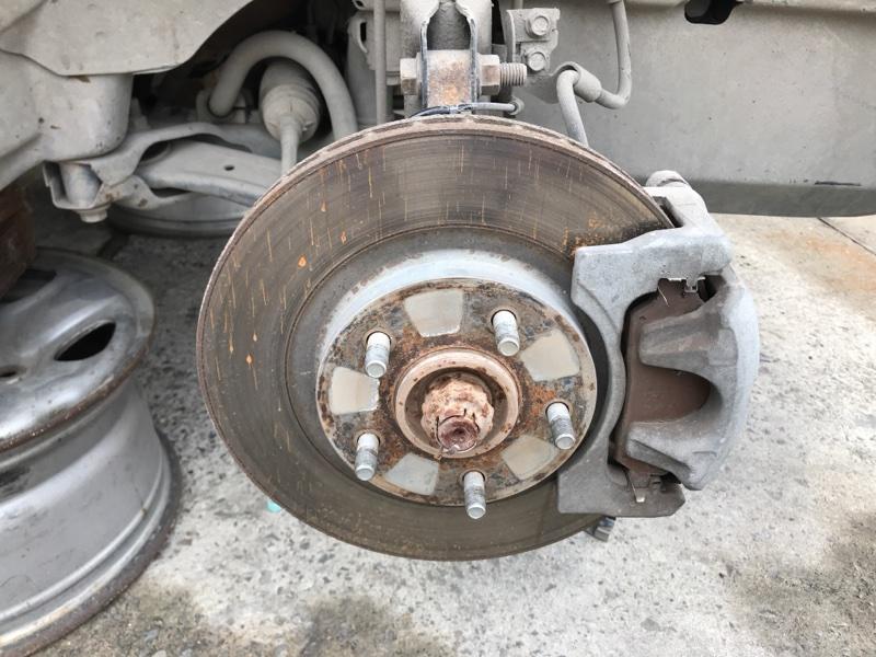 Тормозной диск Dodge Caliber PM ECN 2012 передний правый