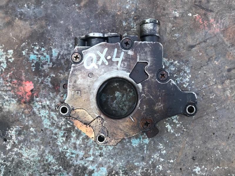 Масляный насос маслонасос Infiniti Qx4 JR50 VQ35