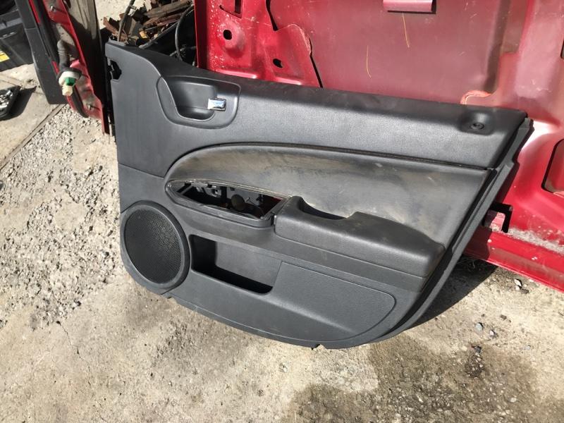 Обшивка двери Dodge Caliber PM ECN 2012