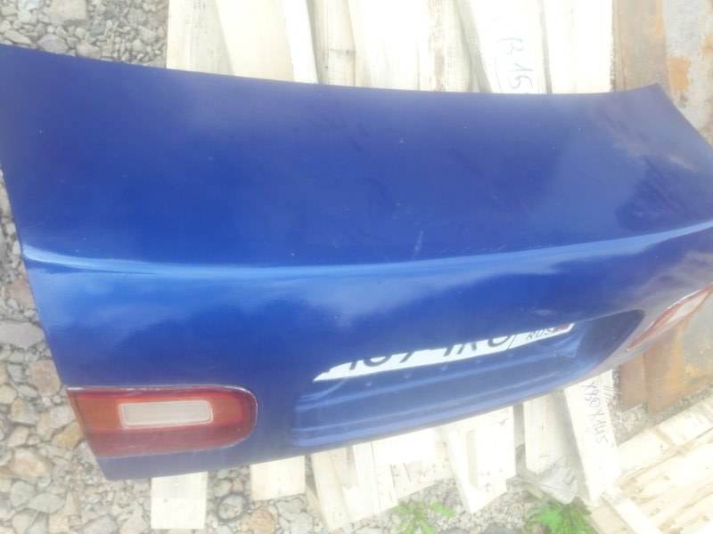 Крышка багажника Honda Civic Ferio EG8 D15B 1993