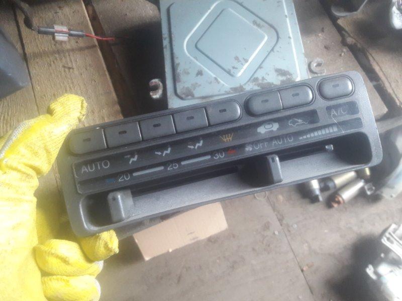 Вакуумный блок климат контроля Honda Civic Ferio EG8 D15B 1993